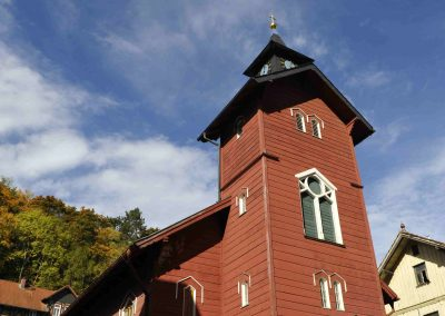 Kirche in Rübeland