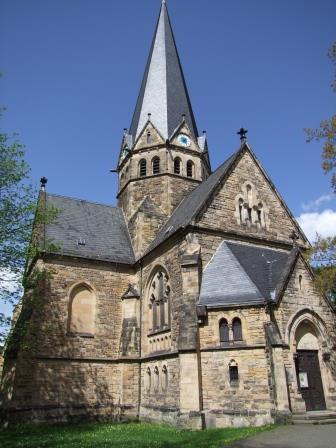 Kirche St. Petri Thale (nm)