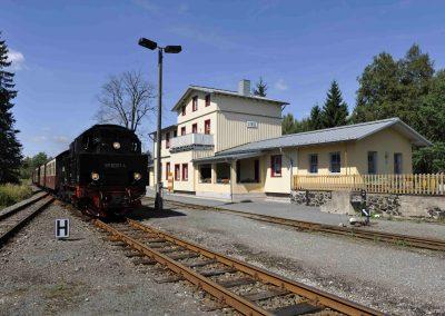 Bahnhof Stiege