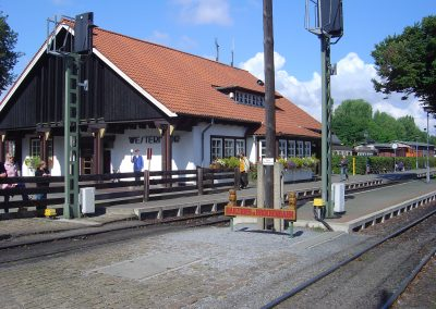 Bahnhof Westerntor in Wernigerode