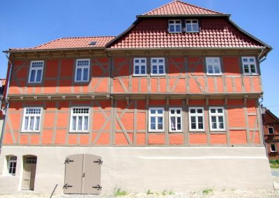 Harsleben Altes Rathaus 01