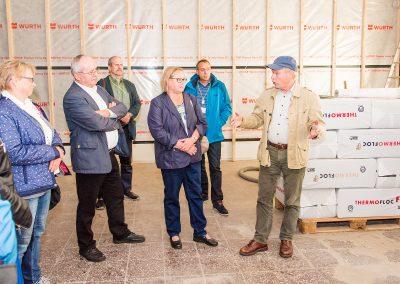 Landmarkt Veckenstedt bei der Exkursion zur CLLD-LEADER-Konferenz in Quedlinburg am 14.09.2017 02