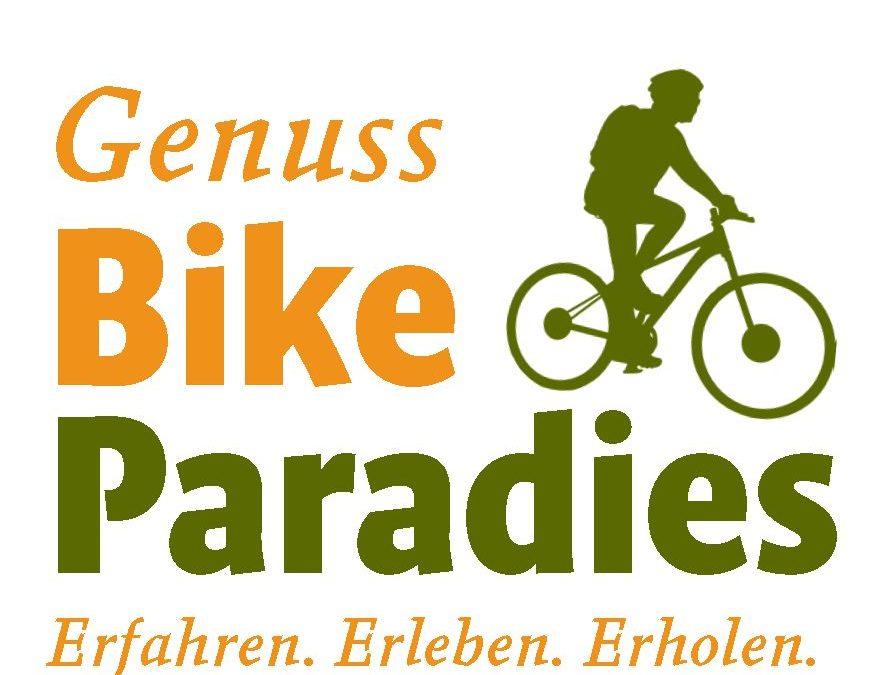 Landingpage für Genuss-Bike-Paradies veröffentlicht